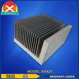 Dissipatore di calore di alluminio per il dispositivo d'avviamento molle