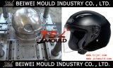 OEMのカスタムプラスチックオートバイのヘルメット型