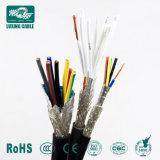 Câble de commande de 7x1.5 cuivre/10x0,75 Câble de commande du système