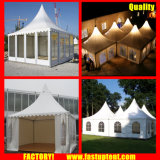 Новый дизайн высокий пик пагода палатка 5X5m 5м х 5 м 5 на 5 5X5 5m