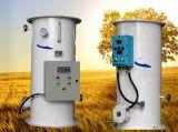Il vaporizzatore elettrico del gas, LNG ha vaporizzato la NG, il vaporizzatore elettrico di LNG, l'ex tipo il vaporizzatore, il vaporizzatore Lo2, Ln2, il Lar, Lco2, il LNG, la NG, LC2h4, il GPL, NH3 di LNG per la stazione di servizio