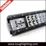 """밑바닥 마운트 22 """" 126W 높은 산출 4X4 Offroad 크리 사람 LED 표시등 막대"""