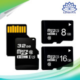 Smartphone Highqualityのための100%実質のFull Capacity Micro Memory SD Card TF Card 2GB 4GB 8GB 16GB 32GB 64GB