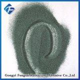 Высокое качество абразивного материала 10# зеленый Зерна карбида кремния