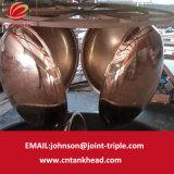 05-59 testa servita di piastra metallica della lega di rame con flangiato per il tipo del serbatoio