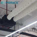 Воздушный шланг вентиляции системы HVAC Огнеупорный материал воздуховод