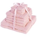 16s de 600 gramos el lujo de algodón suave Toalla de baño completo set de regalo