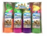 Giocattolo educativo della sabbia astuta magica favorevole all'ambiente per i capretti