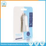 Мобильный телефон поездки всеобщей 5V/2.1A двойной автомобильного зарядного устройства USB