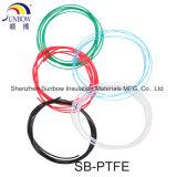 Sunbow 3.00mm de Transparante Koker van de Kabel PTFE