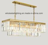 De moderne Lamp van de Tegenhanger van het Kristal (whg-935)