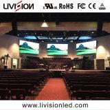 LEDの礼拝P3.91mm LED表示スクリーンのためのビデオパネル/LEDのビデオ壁