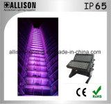 屋外の高い建物の照明洗浄のためのALSの高品質LED都市カラー96X10W