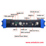 """Alle in einer CCTV-Prüfvorrichtung für Tvi Cvi Ahd CVBS und IN DEN IP-Kameras mit """" 7 Touch Screen"""