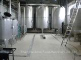 Nova tecnologia de Alta Automática Completa linha de produção de leite leite UHT planta de processamento