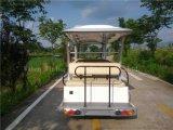 Coc Conformidade passeios de carro eléctrico 14 passageiros com Controlador Curtis