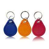 Wasserdichte RFID Tk4100 intelligente Schlüsselmarke für Zugriffssteuerung