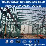 Normas de Fabricação de aço grande pintura de edifícios de aço TN