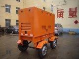 タイの市場のための30kw移動式トレーラーによって取付けられるディーゼル発電機