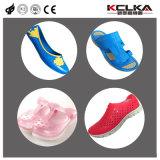2/3 цветной ПВХ системы литьевого формования исключительно опорной части юбки поршня сандалии машины зерноочистки