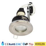 IP65, Cuarto de baño fijo de luz tenue lámpara de techo Soporte Downlight GU10