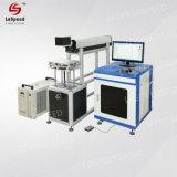 Het snelle Beeld die van het Embleem van de Laser van Co2 van de Snelheid de Houten Laserprinter van de Machine merken