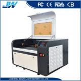 máquina de corte e gravação a laser para impressão do logótipo do Telefone móvel