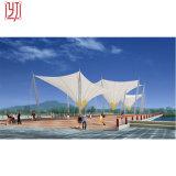 Tissu de traction parapluie Yuehong toit blanc La structure des membranes couvercle de toit