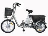 20-дюймовый три колеса E-велосипед