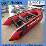 Barca ad alta velocità gonfiabile Hsd420