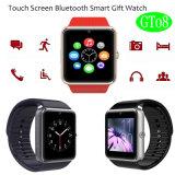 La pantalla táctil de la moda Bluetooth Smart Watch con el sueño de seguimiento (GT08)