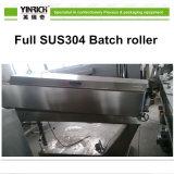 Fabricante lleno del caramelo de la máquina del caramelo del rodillo 300kg del tratamiento por lotes del acero inoxidable del SUS 304 con ISO9001