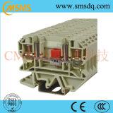 De tornillo de la jaula en carril DIN Bloques de terminales universales (STK-2,5 / STK-10)