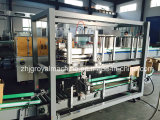 Fabricante automático de la máquina de rellenar del rectángulo del cartón de la empaquetadora del rectángulo