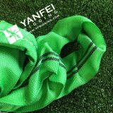 2ton Green Polyester Endless Round Sling