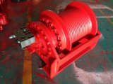 Gw6000 Winch (Windlass, hijstoestel) met Hydraulic Brake