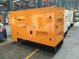 Ce/CIQ/Soncap/ISOの承認のパーキンズエンジン1106c-E66tag4を搭載する180kVA極度の無声ディーゼル発電機