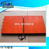 Простая установка для использования вне помещений напольный коврик с Ruber соедините контакт