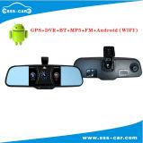 Le GPS, 1080P Voiture DVR Android Rétroviseur moniteur avec Orignal support (M-500GPSX)