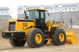 Aufbau Equipment Machinery 6ton Wheel Loader Zl60g mit 3.3m3 Bucket Capacity