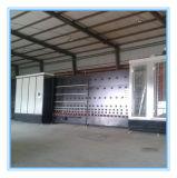Vertikale automatische flache Presse-isolierender Glasproduktionszweig