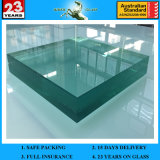vetro laminato del latte PVB di 6.38-42.3mm con AS/NZS2208
