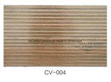 Graver métallique, panneau composé d'isolation de configuration de brique