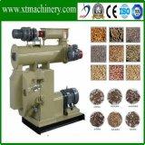 Aplicação municipal, máquina de prensagem de pellets de madeira de boa qualidade Xt-420