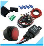 Uitrusting van de Draad van de auto Elektrische LEIDENE van de Auto Mist van de Koplamp de Lichte