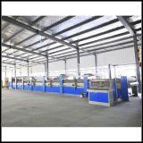 3, 5, 7 capas de la línea de producción de cartón ondulado
