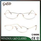 Form-neue Metallanzeigen-Brillen Eyewear Gläser