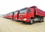 de Vrachtwagen van de Stortplaats van de Vrachtwagen van de 371HPSinotruk HOWO 6X4 Kipper