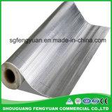 Membrane imperméable à l'eau auto-adhésive de bitume modifiée par PVC de constructeur de la Chine