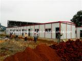 Modulaire en acier/mobile léger/préfabriqué/ont préfabriqué la construction vivante de Coutume-Madecamp